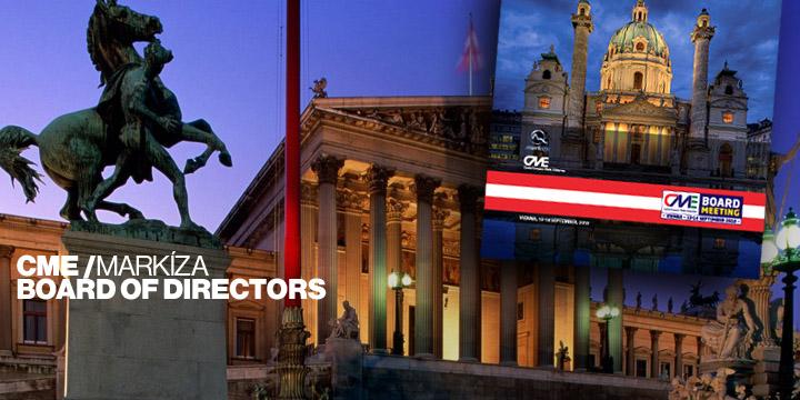 Brochure - CME Directors Board